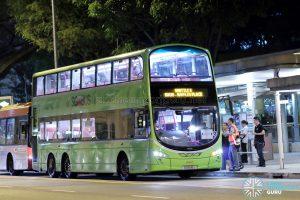 Shuttle 6 - SMRT Buses Volvo B9TL (SG5516J)