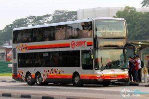 Service 856A - SMRT MAN A95 (SMB5894P)