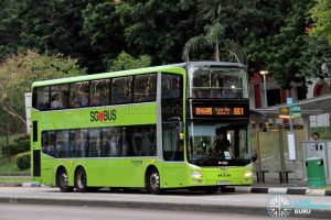 City Direct 661 - Go-Ahead MAN A95 Euro 5 (SG5911B)