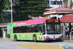 Bus 159B - SBS Transit Mercedes-Benz Citaro (SBS6068S)