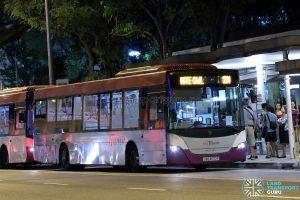 Nite Owl 2N - SBS Transit Scania K230UB Euro IV (SBS8170R)