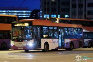 Service 29A - SBS Transit Scania K230UB (SBS8521L)