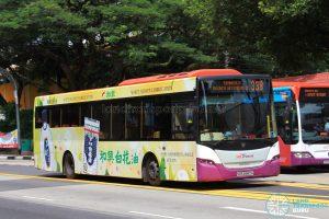 Bus Service 33B - SBS Transit Scania K230UB Euro V (SBS8860H)