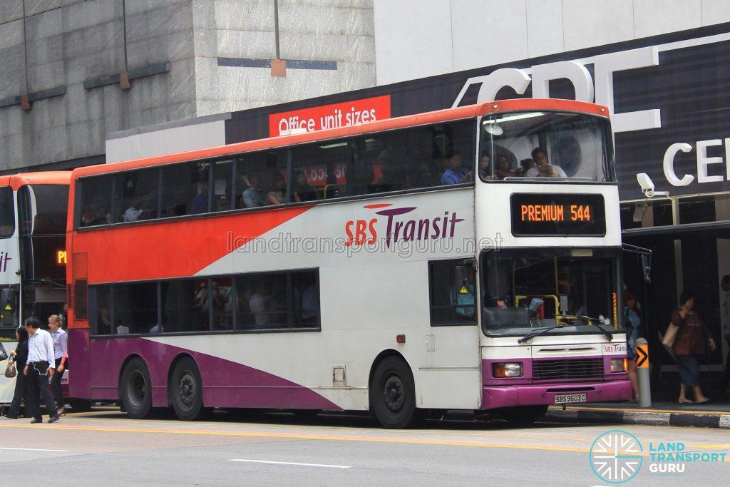 Premium 544 - SBS Transit Volvo Olympian 3-Axle (SBS9603C)