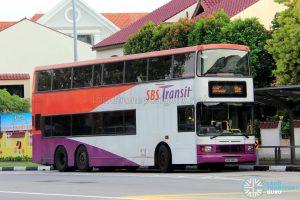 Fast Forward 10e - SBS Transit Volvo Olympian (SBS9661J)