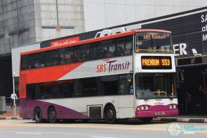 Premium 553 - SBS Transit Volvo B10TL (SBS9801Y)