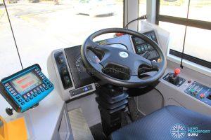 Alexander Dennis Enviro500 - Dashboard