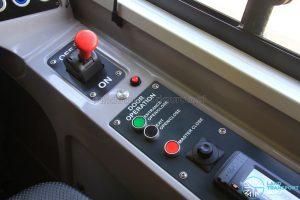 Alexander Dennis Enviro500 - Door Controls