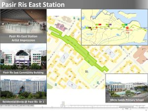 CR04 Pasir Ris East - Location Map