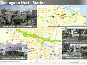 CR09 Serangoon North - Location Map