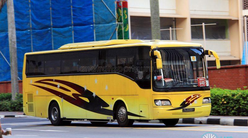 PA2226H - Scheme B Service 640