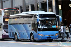 City Direct 654 - BT&Tan Yutong ZK6107H (PC2430Z)