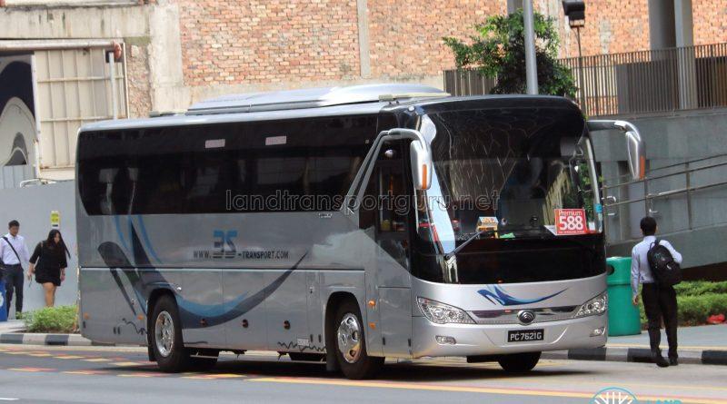 Premium 588 - Yutong ZK6119H (PC7621G)