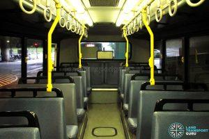 Rear Section - SBS Transit Volvo B10M MkIV Superlong