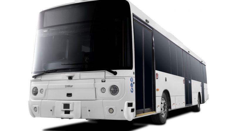 STE-Linkker Autonomous Electric Bus (Linkker 12+). Photo from ST Engineering