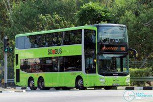 Express Bus Service 506 - SBS Transit MAN A95 (SG5836K)