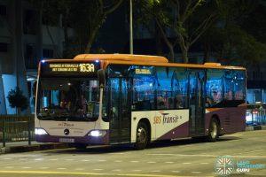 SBS Transit Bus Service 163A - Mercedes-Benz Citaro (SBS6804J)
