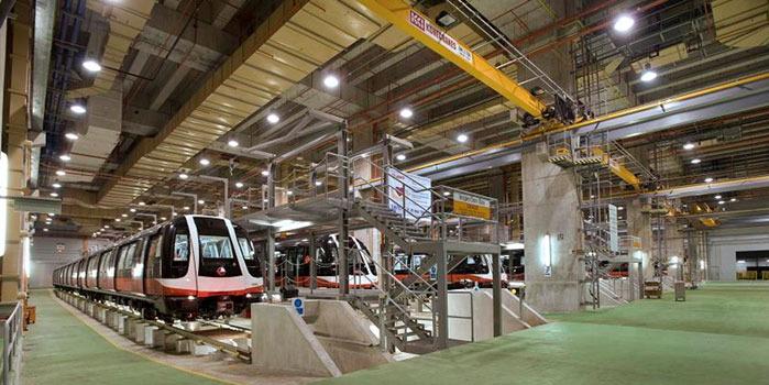 Kim Chuan Depot - Workshop (Photo: T.Y. Lin International)