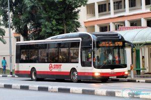 Bus 975B - SMRT Buses MAN A22 (SMB1304C)