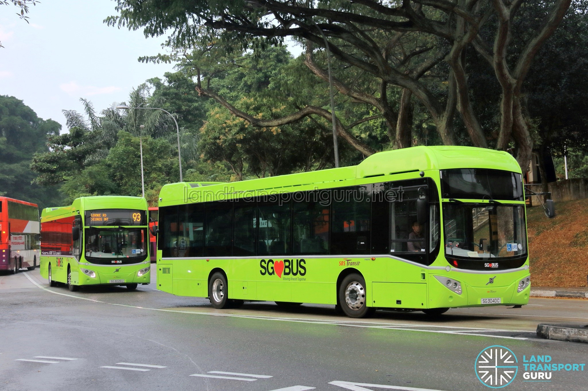 Volvo B5LH | Land Transport Guru