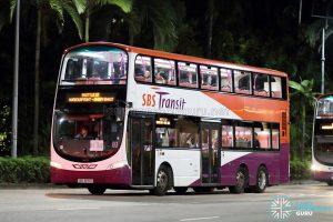 Shuttle 22 - SBS Transit Volvo B9TL Wright (SBS3876X)