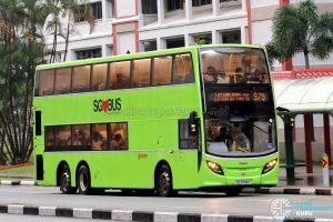 Bus 975 - SMRT Buses Alexander Dennis Enviro500 (SG5708Y)