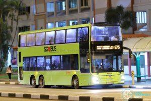 Bus 975 - SMRT Buses MAN A95 (SG5796S)