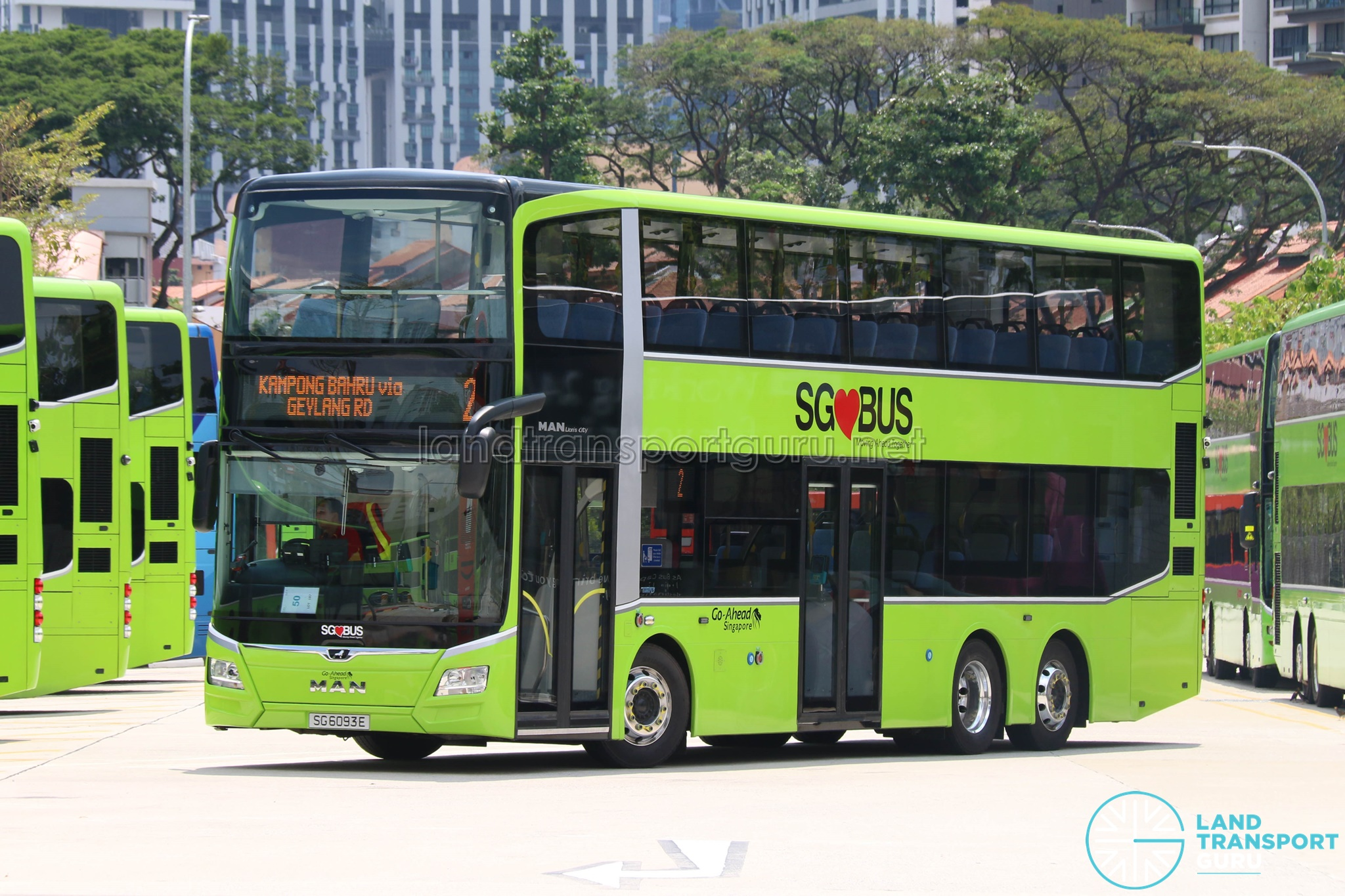 Train Services - Singapore | Land Transport Guru