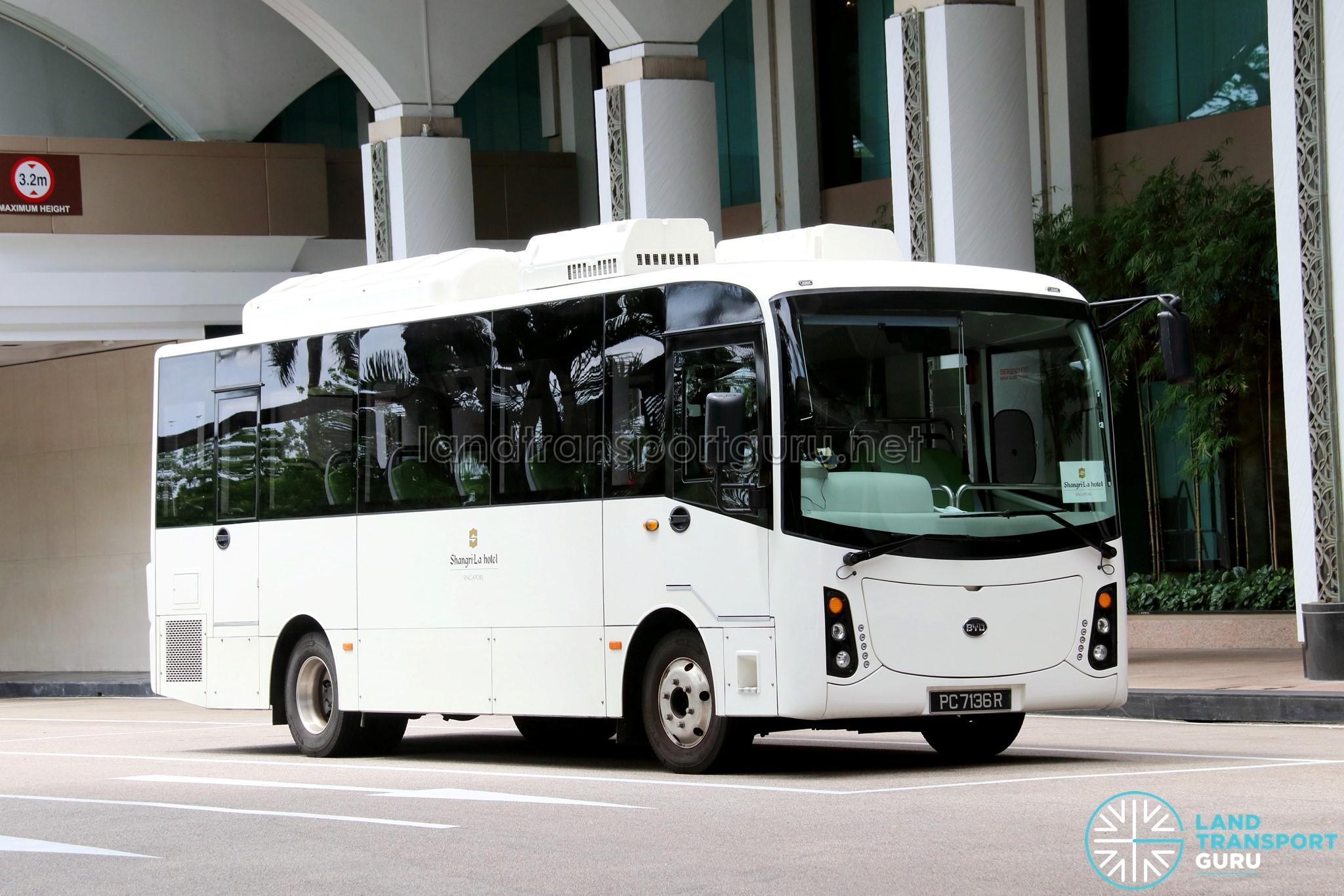 BYD C6 | Land Transport Guru