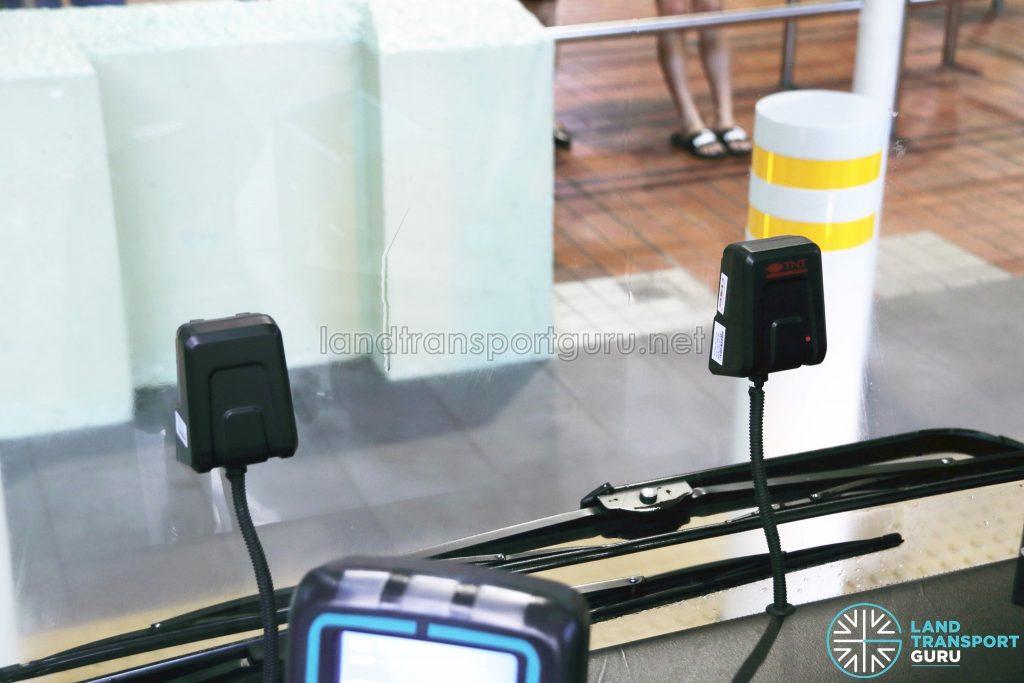 ST Engineering I-SAW-U Front Cameras