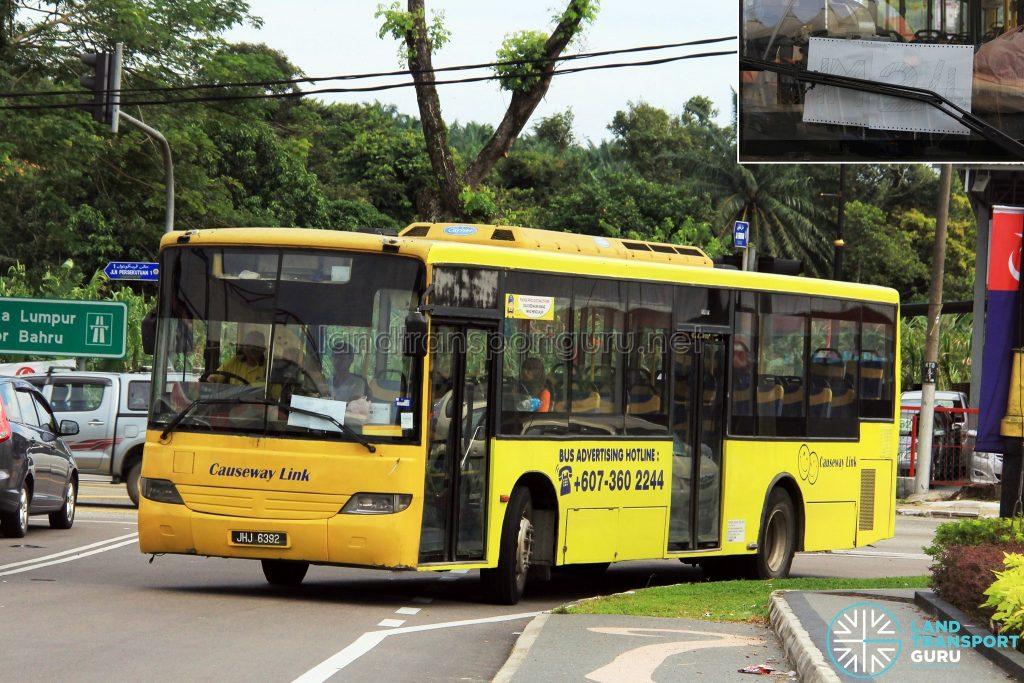 Causeway Link Sksbus Mercedes-Benz CBC 1725 (JHJ6392) - Route IM24