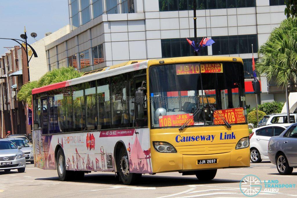 Causeway Link Mercedes-Benz CBC 1725 (JJR2697) - Route 10B