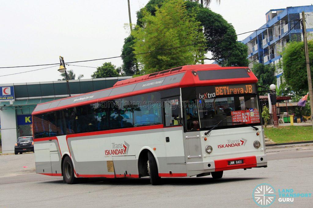 Causeway Link Hino RK (JMW8401) - Route BET1