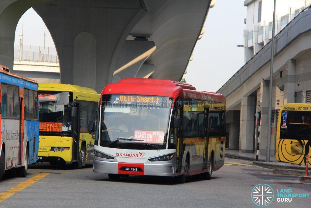 Causeway Link Sksbus SA12-300 (JNB6242) - Service BET6
