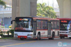 Maju Higer KLQ6128G (JNM7792) - Route BET5