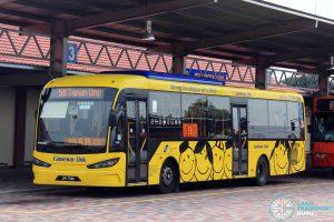 Causeway Link Sksbus SA12-300 (JPV7580) - Route 5B
