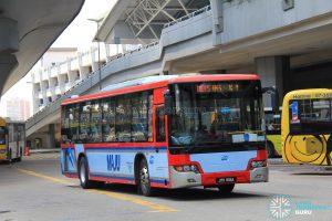 Maju Higer KLQ6128G (JPX9044) – Route BET5