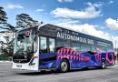 NTU-LTA-Volvo Autonomous Bus - Nearside (Photo: NTU)