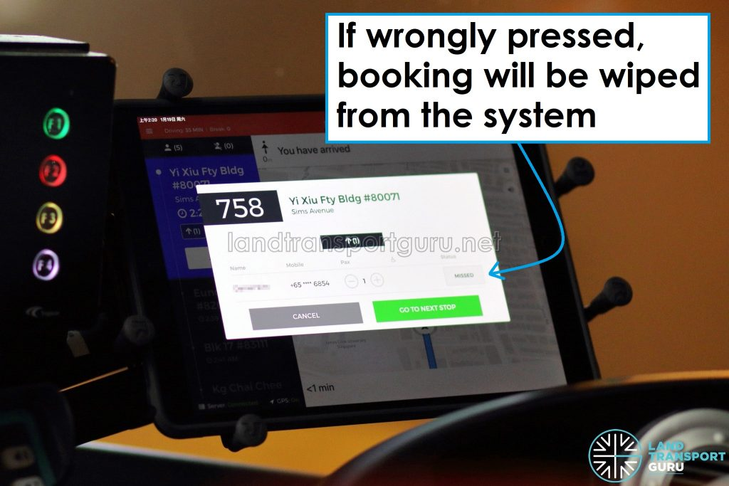 BusNow App Driver Interface - Common Mistakes
