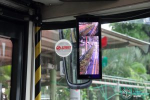 Smart-Vision Camera - Nearside Display