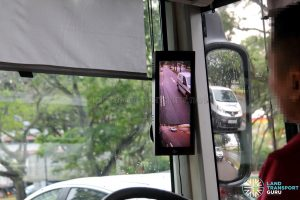 Smart-Vision Camera - Offside Display