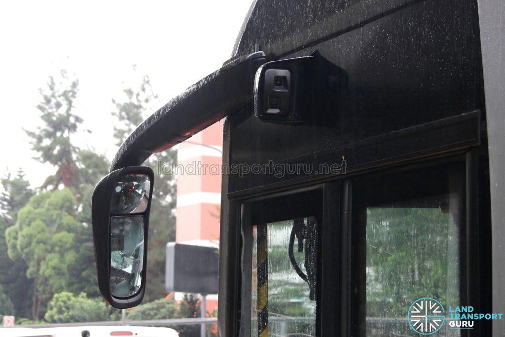 Smart-Vision Camera - Exterior Cameras