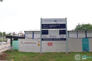Yio Chu Kang Bus Interchange Expansion - Site Office