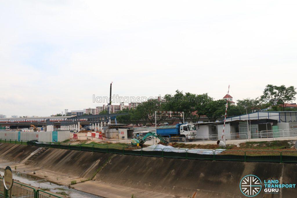 Yio Chu Kang Bus Interchange Expansion (Mar 2019)