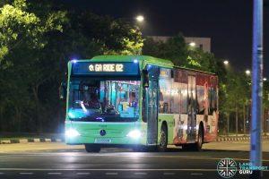 Go-Ahead Singapore EB Ride