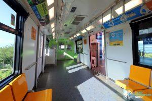Sentosa Express Monorail - Interior