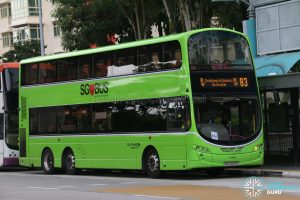 World Kindness Day - Go-Ahead Volvo B9TL (SBS3437E)