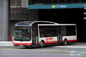 SMRT Buses MAN A22 (SMB344T)