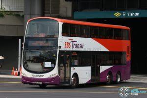 Shuttle 10 - SBS Transit Volvo B9TL Wright (SBS3921Z)