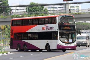 Shuttle 10 - SBS Transit Volvo B9TL Wright (SG5308T)